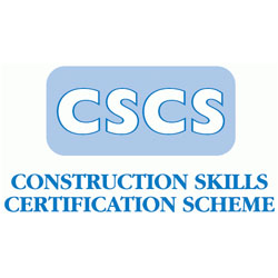 Drainage 2000 CSCS accreditation
