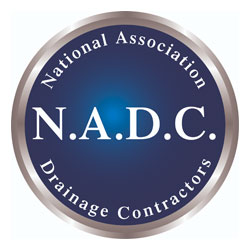 Drainage 2000 NADC accreditation